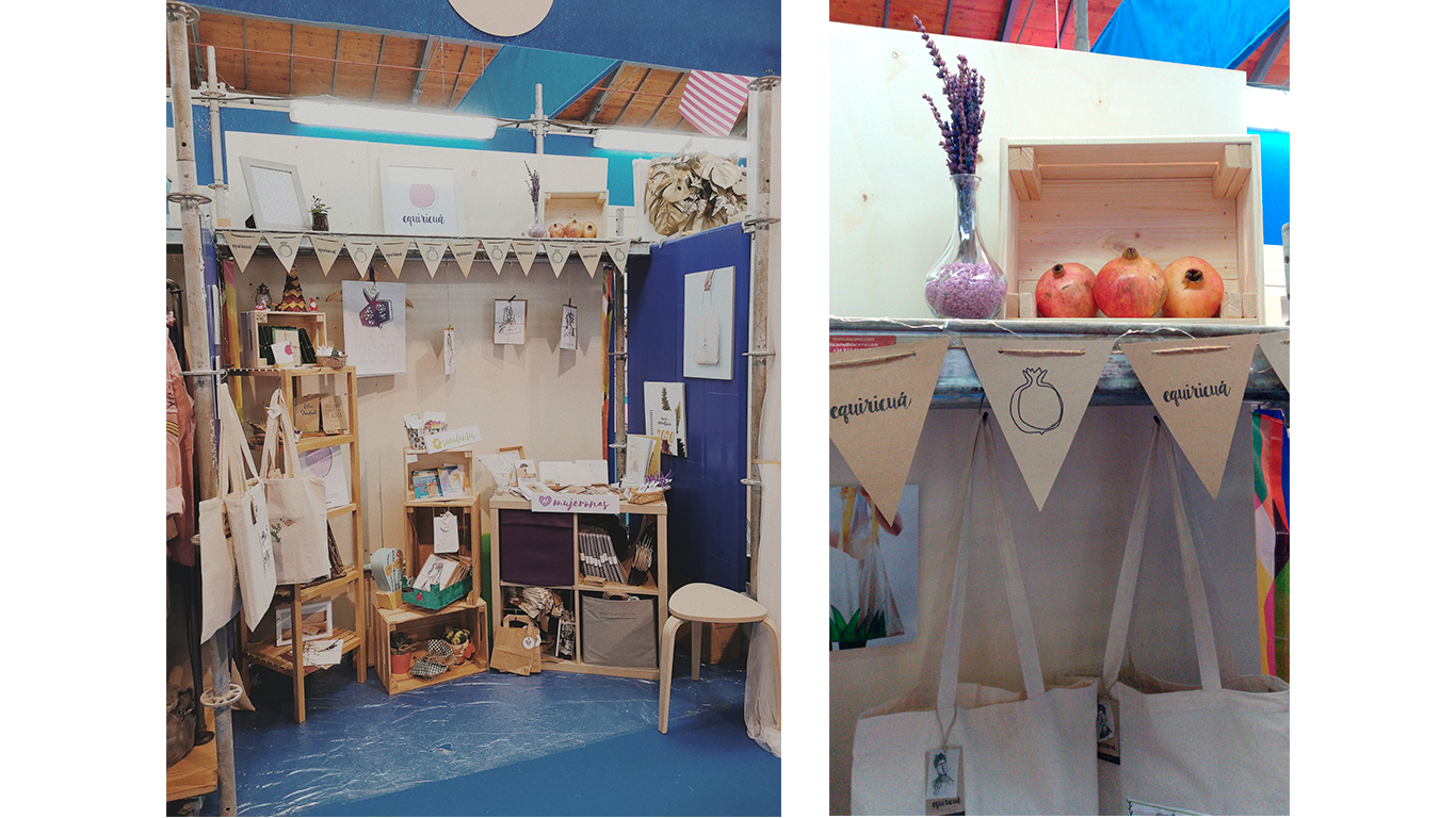 Stand en el Fashion and Friends